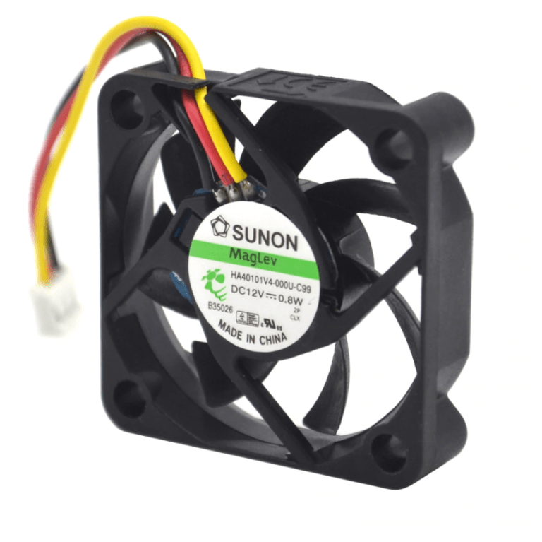 Anycubic Kossel fan upgrade