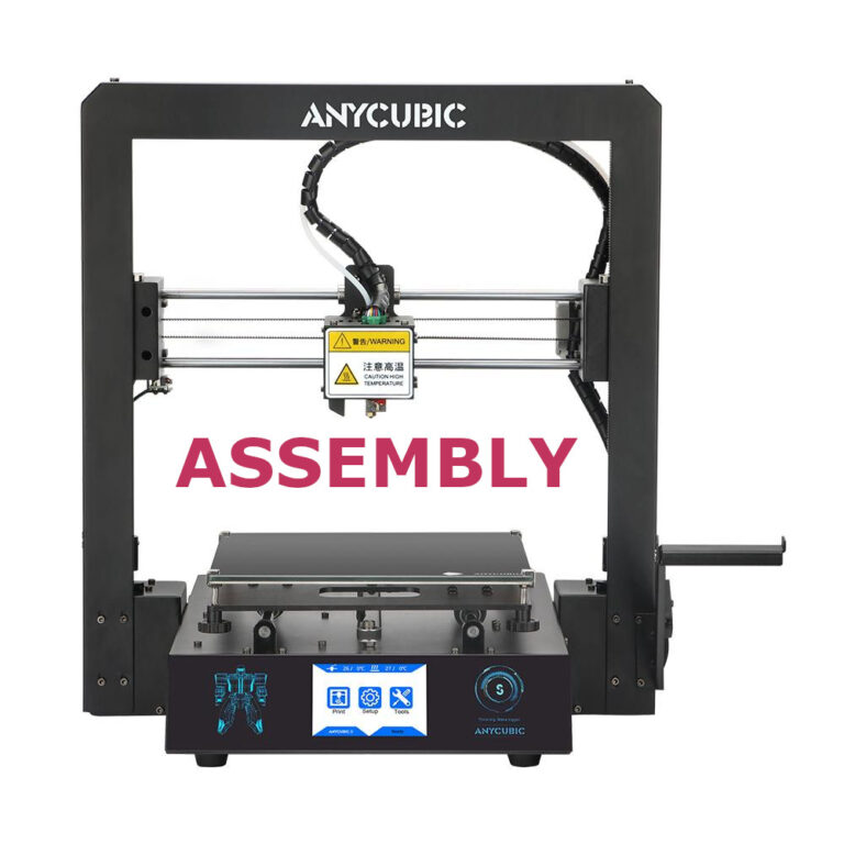 Anycubic i3 Mega S Assembly