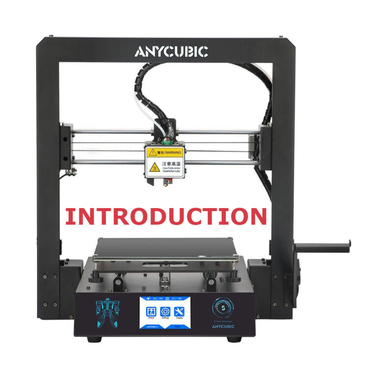 Anycubic i3 Mega S Introduction