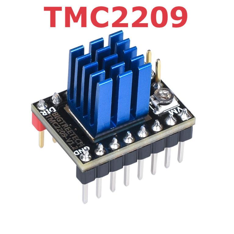 TMC2209 Drivers BTT