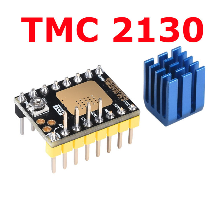 TMC2130 Drivers BTT