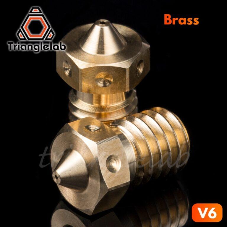 V6/V5 Brass Nozzles