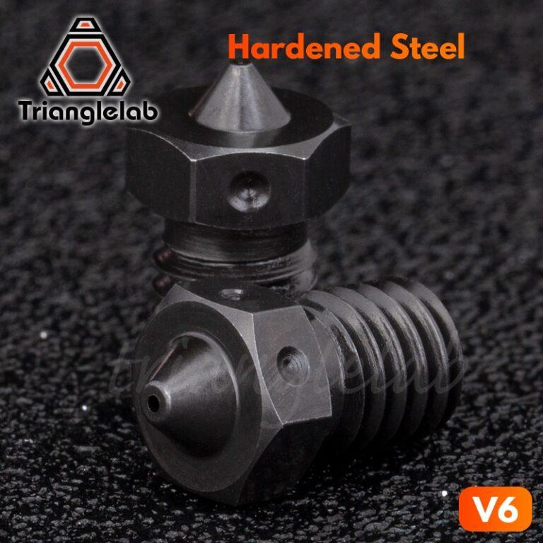 V6/V5 Hardened Steel Nozzles