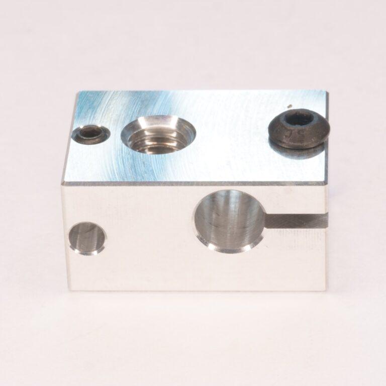 V6 Aluminium heater block