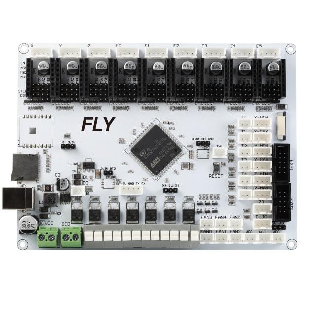 Mellow Flyboard FLYF407ZG Klipper Guide